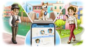 Telegram, cea mai sigură aplicație de chat, te ajută de acum să-ți partajezi locația