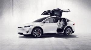 Primele imagini cu Tesla Model Y, un crossover electric de la Elon Musk