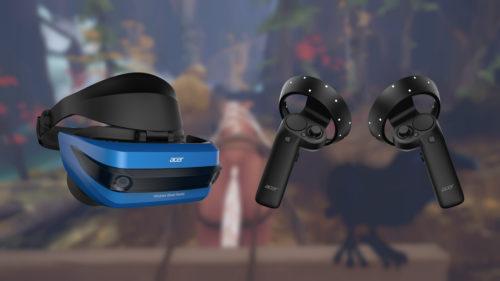 Acer va aduce în România prima cască de realitate virtuală pentru Windows 10
