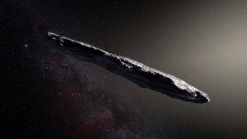"""""""Migrantul"""" cosmic: asteroidul bizar care vizitează sistemului nostru solar"""