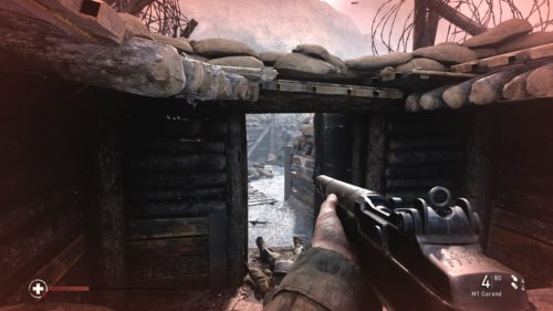 Xbox One X versus PS4 Pro: pe ce se vede mai bine Call of Duty WWII