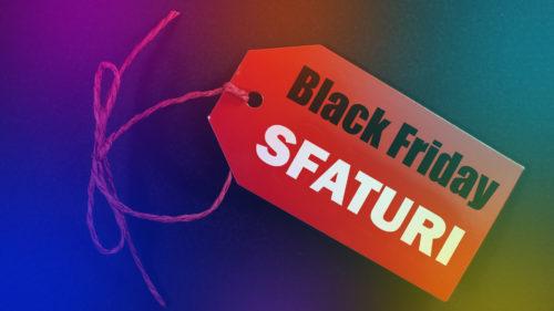 eMAG Black Friday: Sfaturi generale de cumpărături în cursa reducerilor