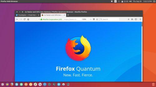 Firefox Quantum este cel mai bun browser pe care nu-l folosești