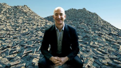 De ce donația uriașă a lui Jeff Bezos ar fi praf în ochi: repară pe-o parte ce distruge pe cealaltă