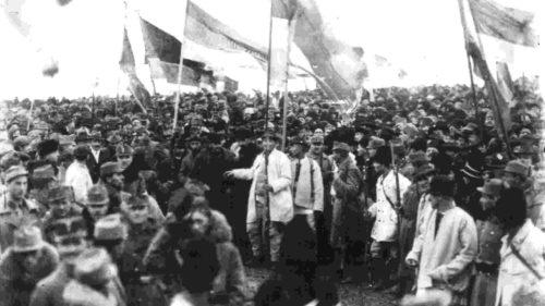 """Marea Unire de la 1918 devine subiect de documentar """"pe șleau"""""""