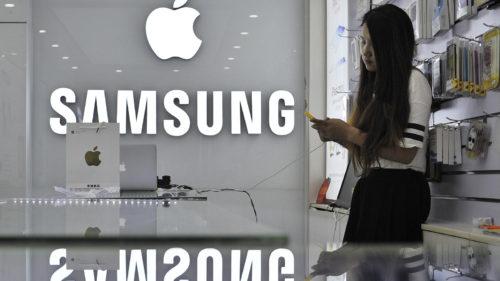 Samsung trebuie să achite o avere celor de la Apple