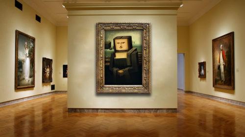 """""""Robotul"""" care știe ce-i fals și ce nu în opere de artă"""