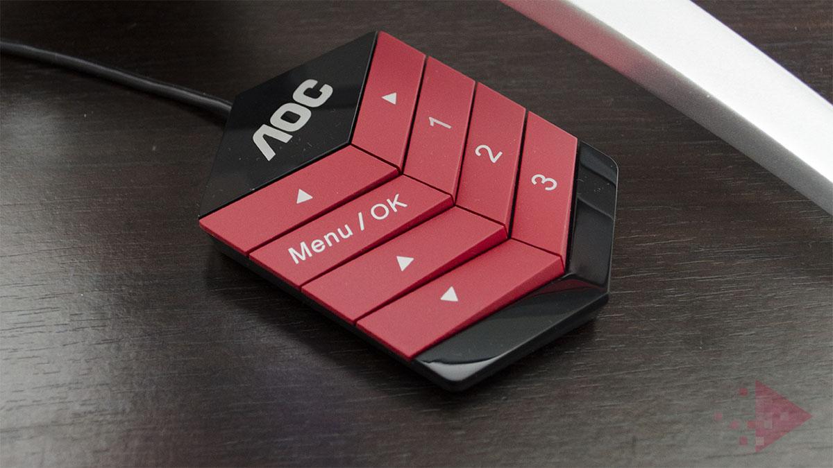 aoc agon ag352qcx monitor de gaming