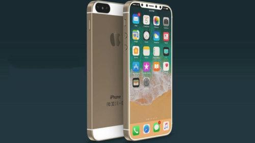 """Noul iPhone X pentru """"săraci"""" va avea un design surprinzător"""