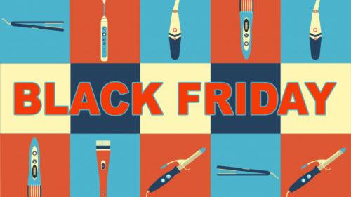 Black Friday vine și la produse de îngrijire personală de la eMAG