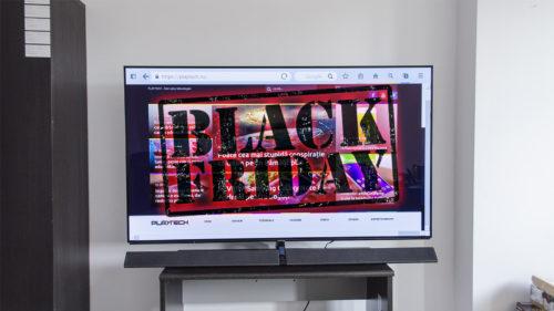 Black Friday 2017 la eMAG: televizoare de top din ofertă