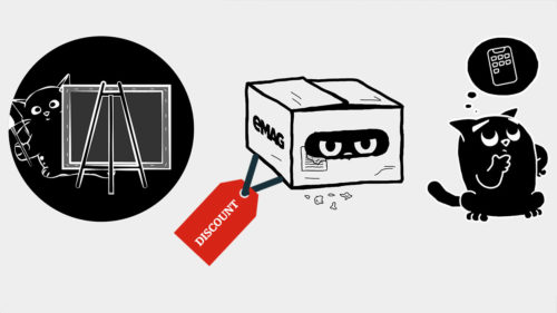 eMAG îți aduce electrocasnice mari la prețuri mici de Black Friday