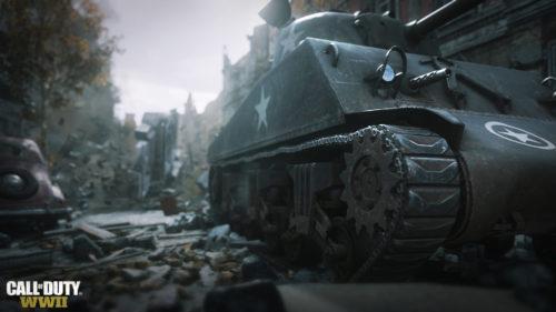 Call of Duty WW2 a avut toate șansele să nu existe