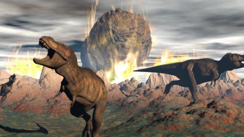 Simularea care rezolvă misterul | De ce ce au dispărut dinozaurii din cauza asteroidului care a lovit Pământul acum milioane de ani