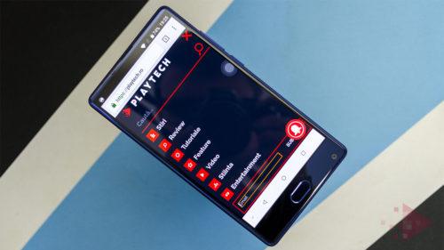 REVIEW: Doogee Mix, un telefon care vrea, dar care nu poate întotdeauna