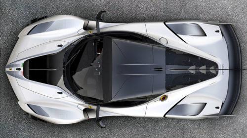 Cum arată Ferrari FXX-K Evo, mașina de 4 milioane de dolari