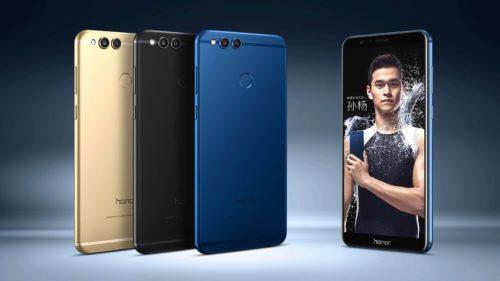 Honor 7X e un telefon fără margini la un preț accesibil