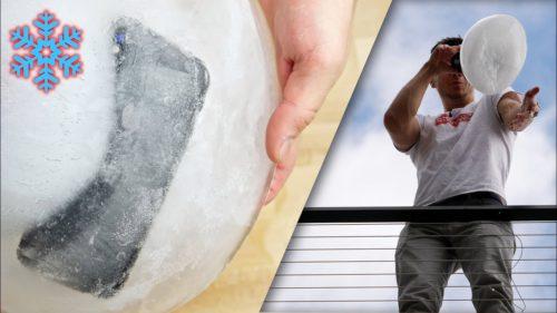 iPhone X nu rezistă la îngheț: ecranul refuză să mai răspundă la comenzi