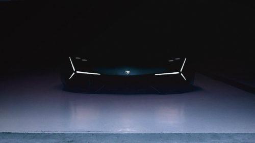 Lamborghini va dezvălui bolidul exotic al anilor 2030