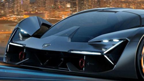 Lamborghini Terzo Millennio este conceptul mașinii exotice din mileniul trei