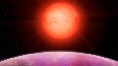 A fost descoperită o planetă care n-ar fi trebuit să existe în mod normal