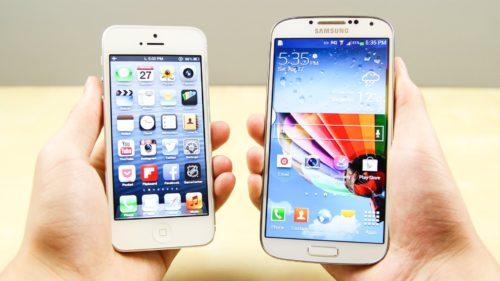 Spre supărarea fanilor Apple, adulții preferă Samsung
