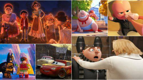 Filmele de animație din 2017: Cele mai bune producții fără vârstă