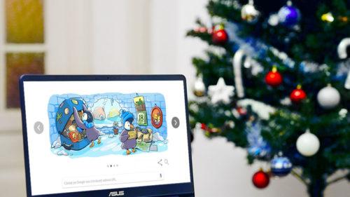 Crăciun fericit: Ce reprezintă și ce este special la noul doodle de la Google