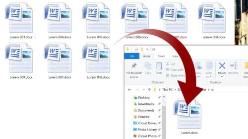 Cum combini documente Word într-un fișier și le păstrezi formatul