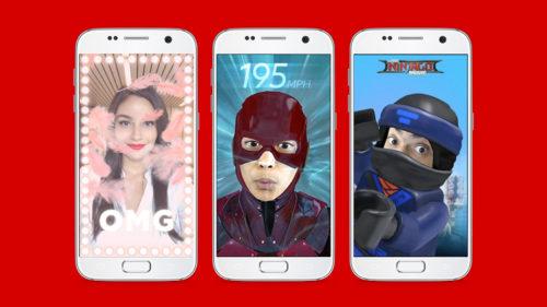 Facebook copiază încă o funcție care îți schimbă selfie-urile