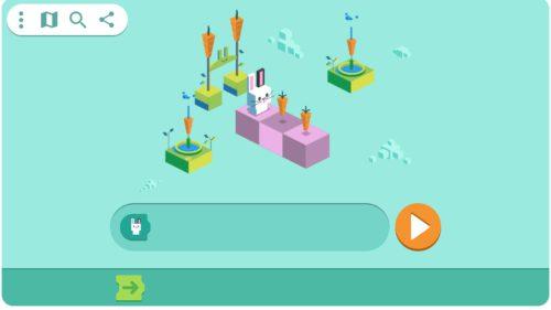 Limbajele de programare pentru copii, celebrate de Google printr-un Doodle