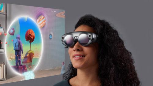 Ochelarii Magic Leap îți aduc experiențe spectaculoase de realitate augmentată