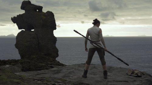 Star Wars: The Last Jedi va rula și în spațiu special pentru astronauți