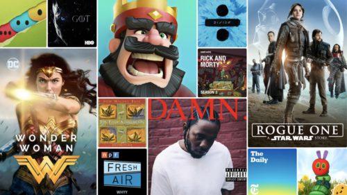 Topul Apple pentru 2017: cele mai bune aplicații și jocuri
