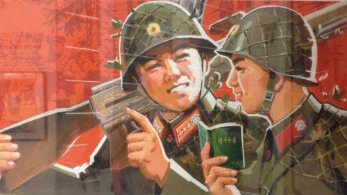 Metoda inedită prin care știrile reale ajung în Coreea de Nord