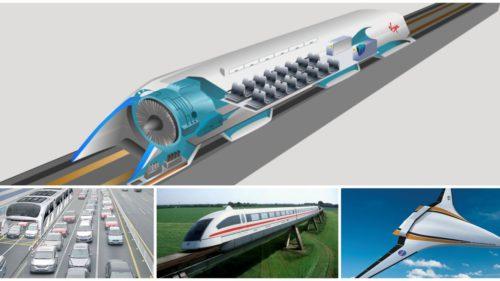Patru mijloace de transport futuriste care nu sunt chiar SF