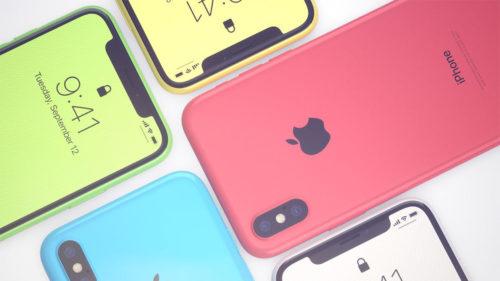iPhone Xc ar putea fi telefonul colorat pe care să ți-l permiți