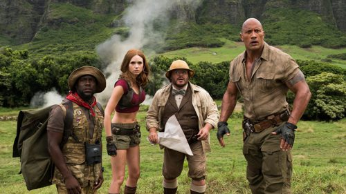 PLAYFILM: Jumanji: Welcome to the Jungle e evadarea de care aveai nevoie