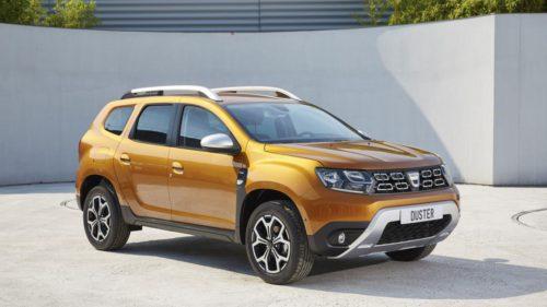 Dacia Duster 2018, la testele de rezistență