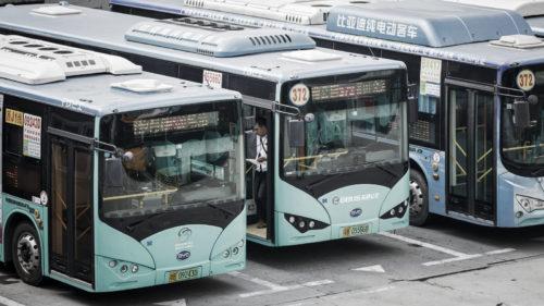 Orașul care a investit în 16.000 de autobuze electrice