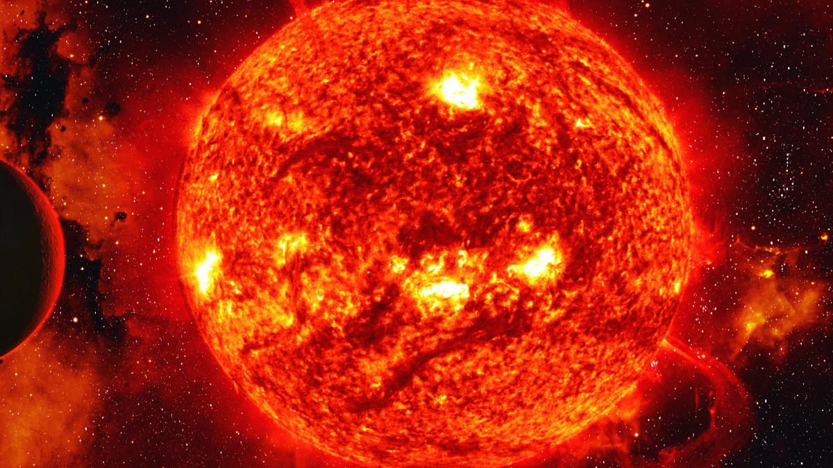 soarele pierde în greutate