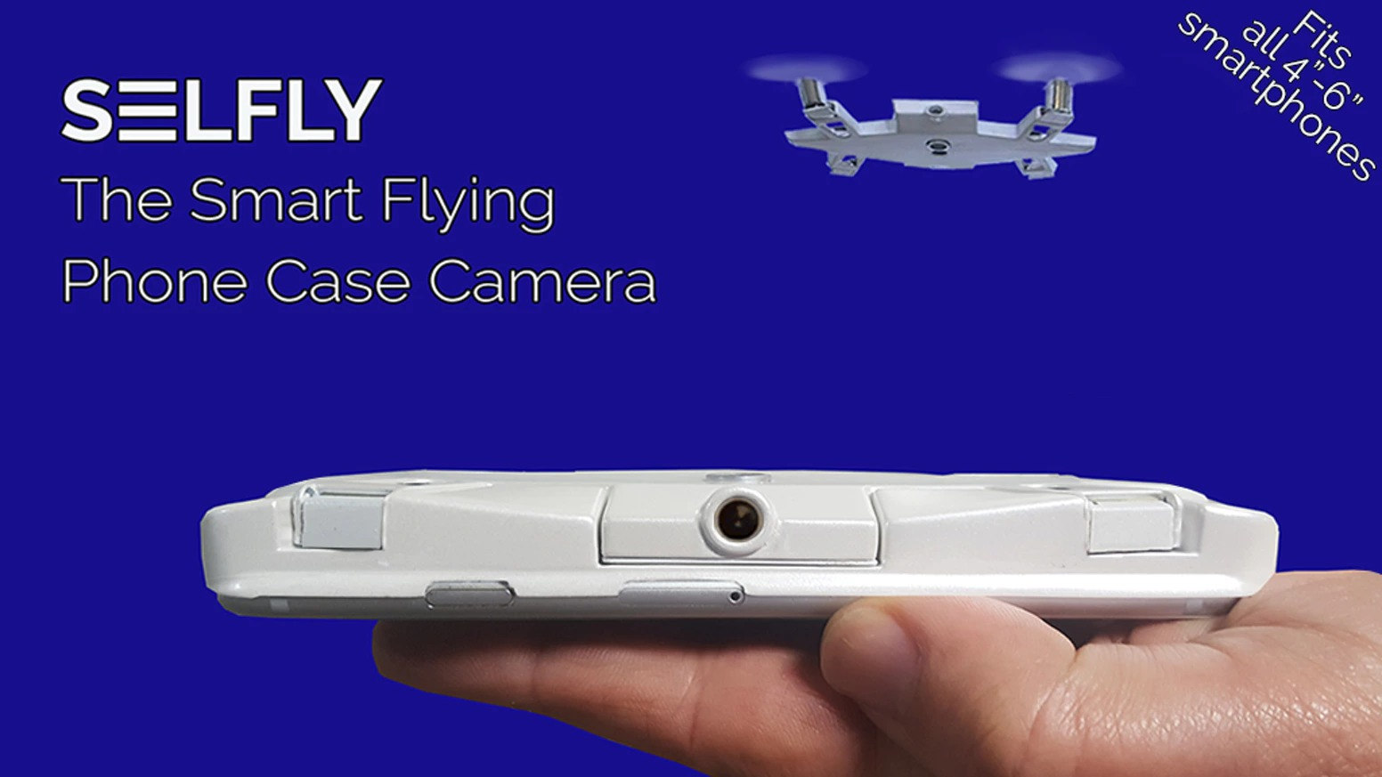 2 aee SELFLY-HD-Drone-Smartphone-Case