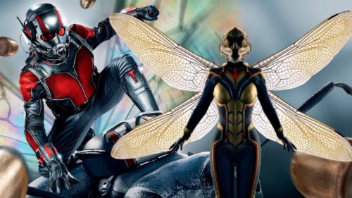 Ant-Man and the Wasp va fi al treilea film Marvel în 2018