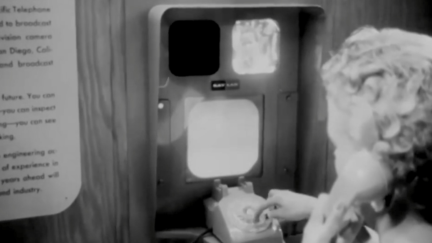 primul videotelefon