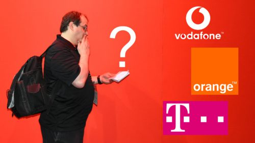 Orange vs. Vodafone vs. Telekom: care e cel mai bun operator din România