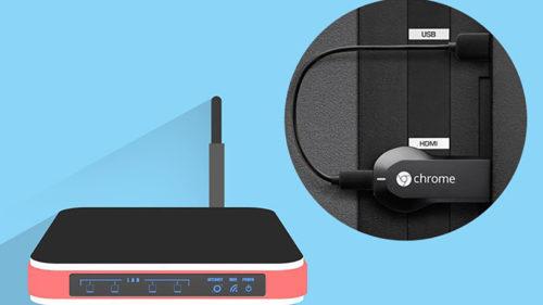 Google Chromecast îți strică rețeaua wireless din casă