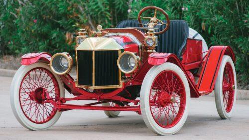 Cea mai veche mașină înmatriculată în România are mai mult de un secol