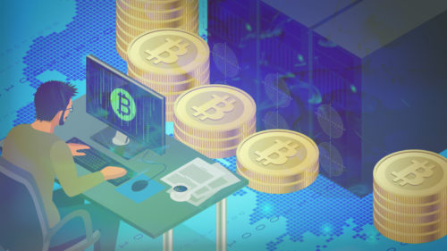 Cum ajung site-uri ca Antena 3 să te folosească pentru monede de tip Bitcoin