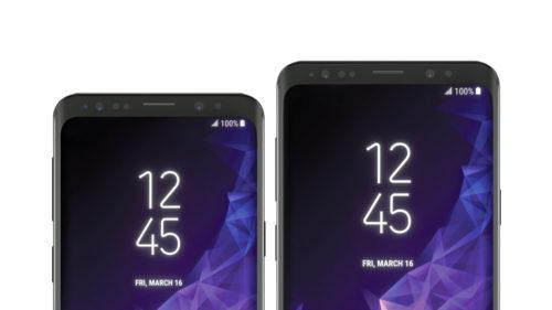 """Samsung Galaxy S9: poze noi și detalii despre cum """"copiază"""" iPhone X"""