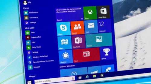 Următoarea actualizare la Windows 10 te scapă de distrageri